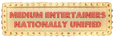Medium Entertainers Logo