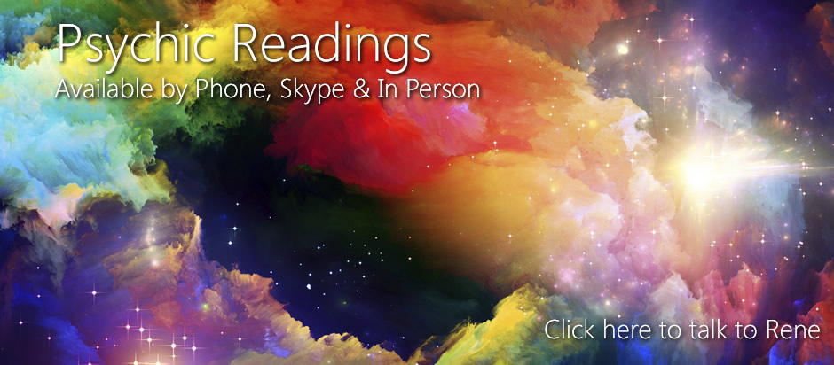Psychic Readings Rene Barics