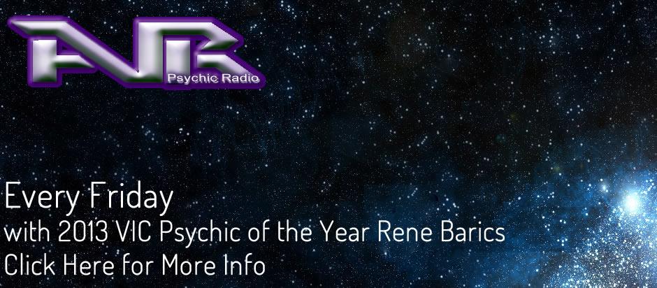 Rene Barics Psychic Radio